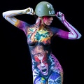 Best Bodypainting Photo