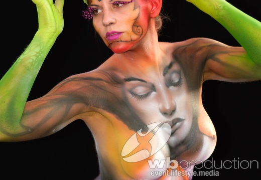 Wbf 2018 2020 Wbf 2019 Wbf Photo Award 2019 Best Bodypainting Photo World Of Bodypainting Galleries